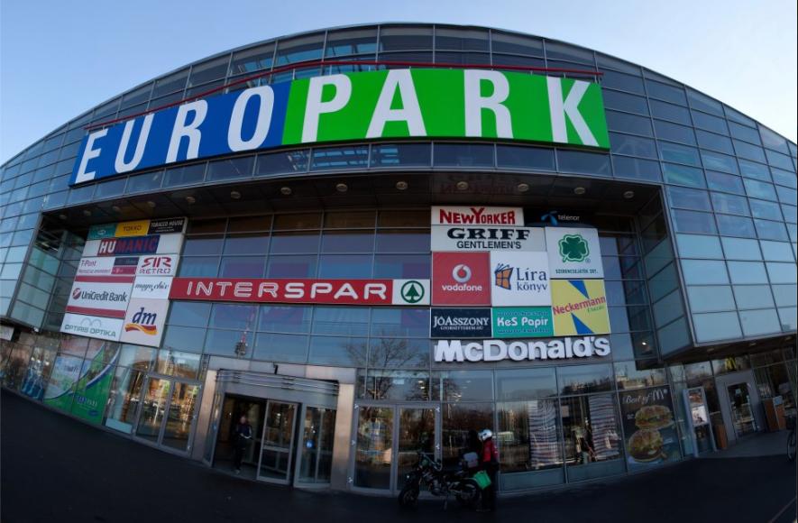 Szélvédő javítás Budapest Wágner Tamás - Shopmark Europark